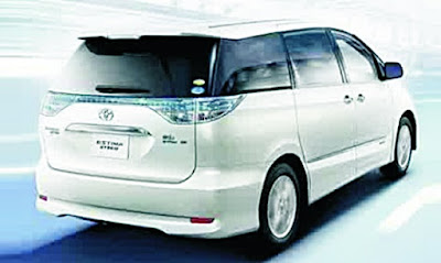 2018 Toyota Estima Review