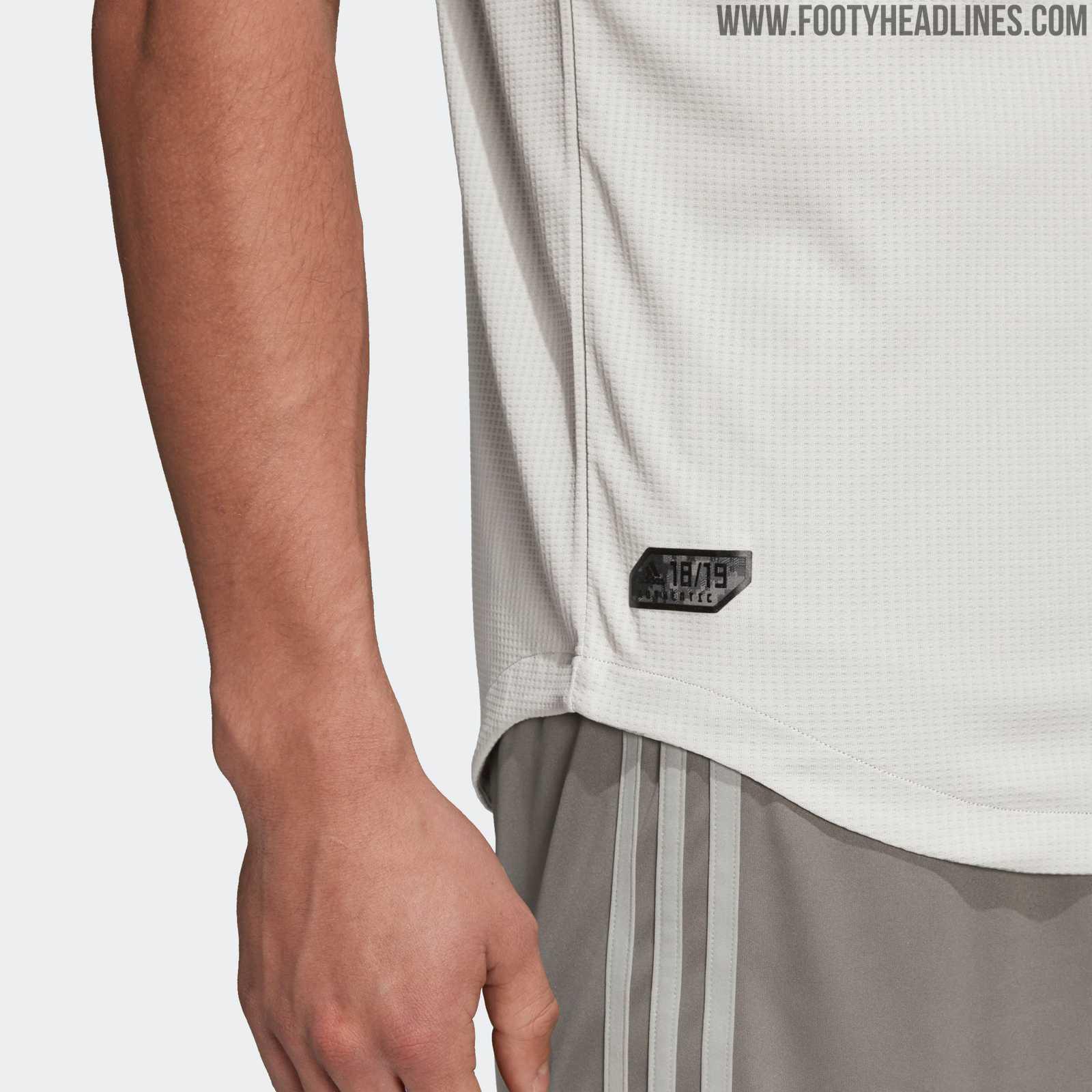fe3aaba0c7f Juventus 18-19 Away Kit Released