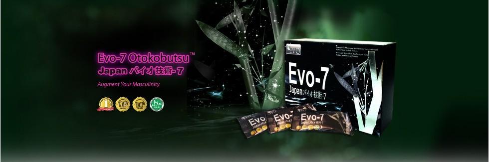 evo7 khusus untuk kencing manis darah tinggi dan tenaga batin