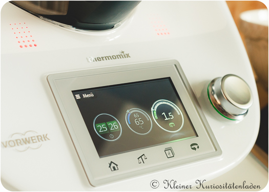 Touchdisplay des Thermomix TM5