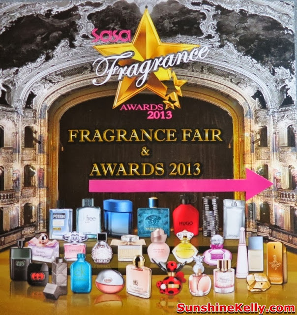 Sa Sa Annual Fragrance Fair and Awards, Fragrance,Gianni Versace Bright Crystal EDT,  Prestige, Hugo Boss Hugo Red EDT, P&G, Issey Miyake Florale EDT, L'eau D'Issey Pour Homme EDT, Luxasia, DKNY Be Delicious Woman Fresh Blossom EDP, Estee Lauder, Trussardi Delicate Rose EDT, ITF S.P.A