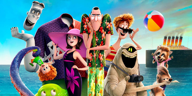 With Sony Pictures Entertainment Continuing Its Great Success The Hotel Transylvania Series We Soon Learn That Monster Family Is Going On A Trip