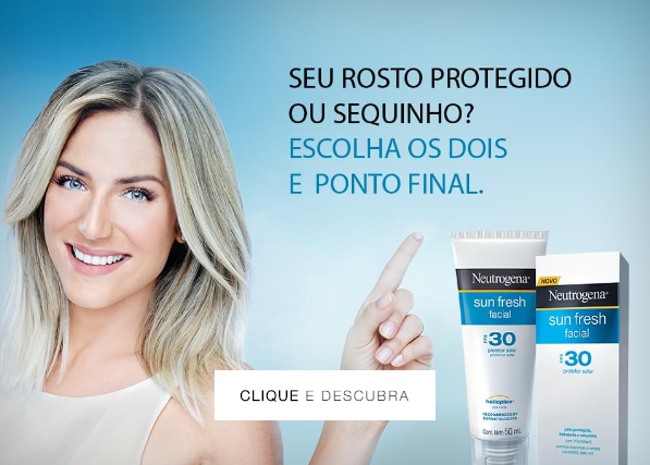 Novo Neutrogena® Sun Fresh Facial