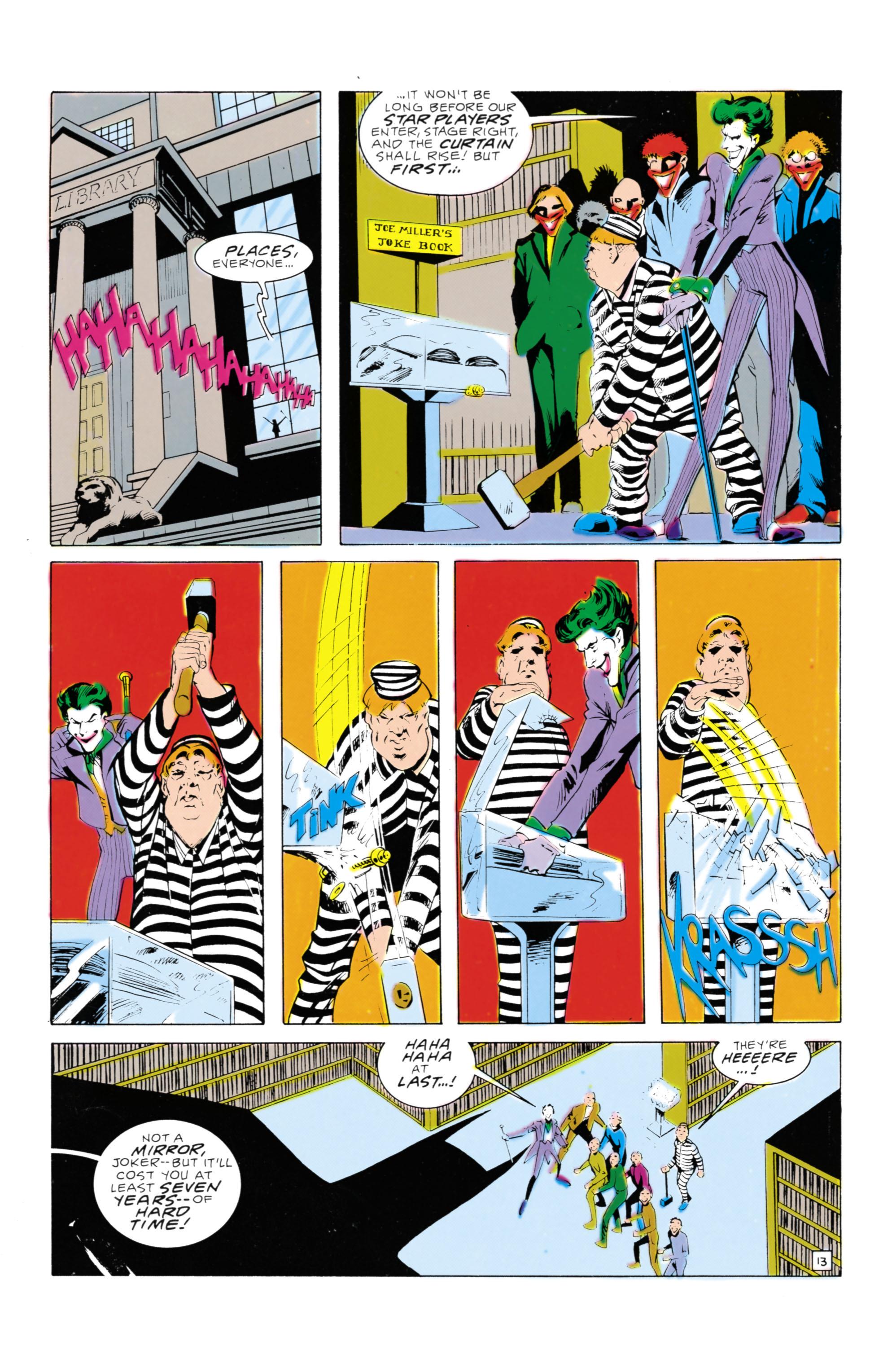 Detective Comics (1937) 569 Page 13