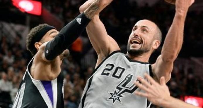 Manu Ginóbili jugará una 16ta temporada con Spurs