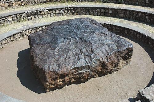 Maior meteorito do mundo
