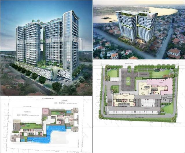 Layout Sensation Thao Dien Apartment District 2
