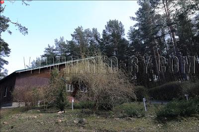 Заславль. Детский музей мифологии леса