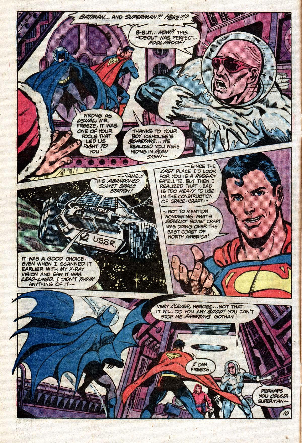 Read online World's Finest Comics comic -  Issue #275 - 12