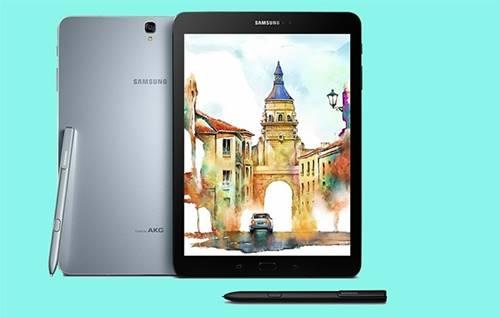 A Samsung apresentou o Galaxy Tab 3 na MWC 2017