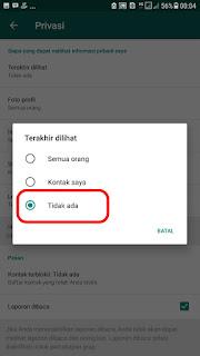 Cara agar terlihat offline di whatsapp dengan mudah dan cepat