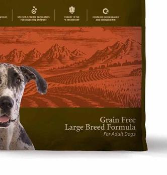 4health Grain Free Dog Food Dry Food