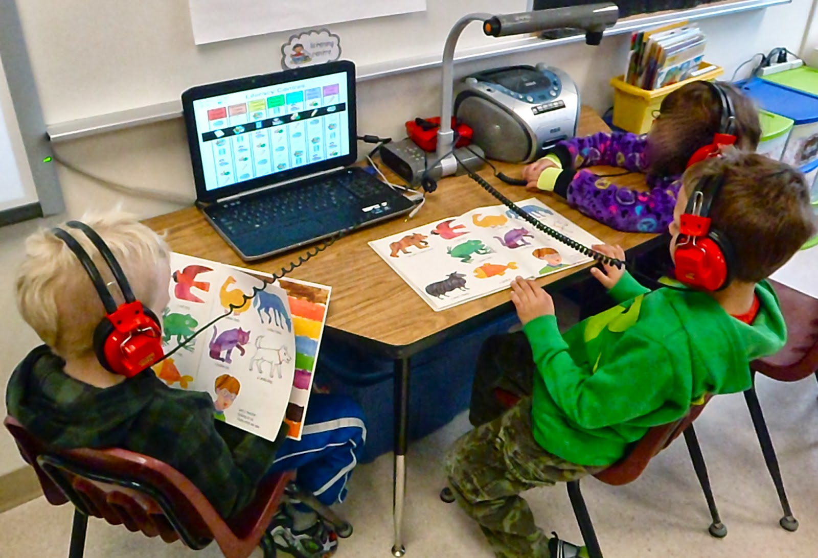 Fun With Firsties Literacy Centres Amp A Rainbow Of Fun