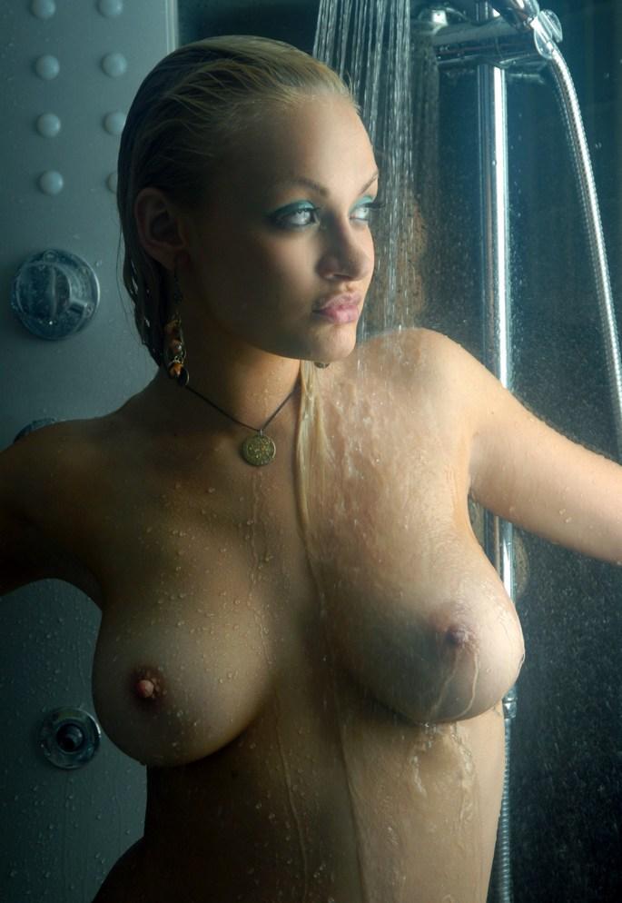 Nice girls in lingerie having oil group action 2