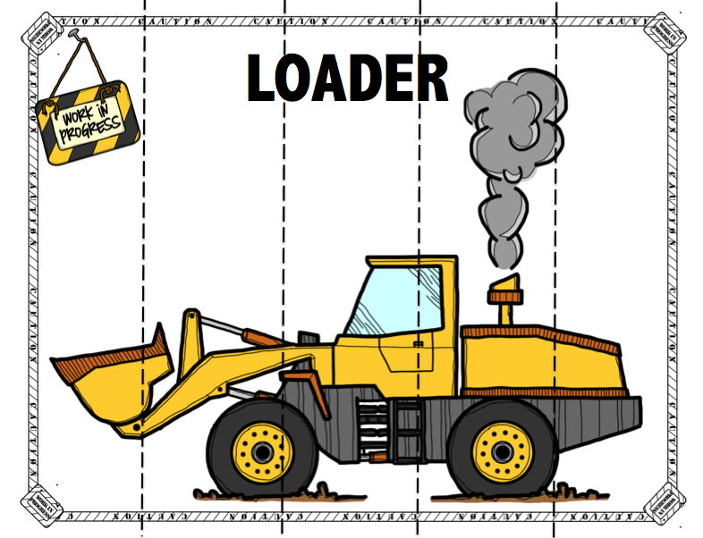 Construction Machines Puzzles And More