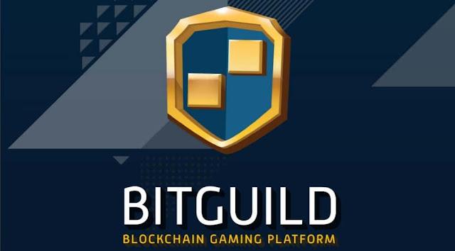 BitGuild - Platform Gaming Berbasis Teknologi Blockchain