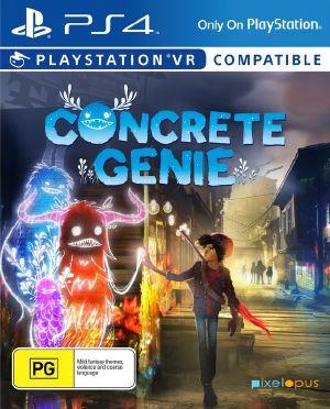 Concrete Genie Arabic