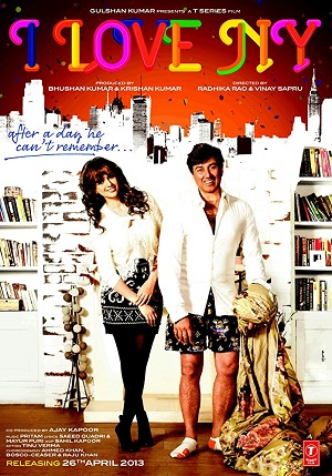I Love NY 2015 300MB Movie Download in 480p DVDRip