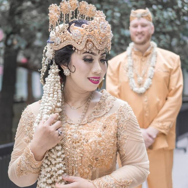 foto wedding cinematic adat jawa