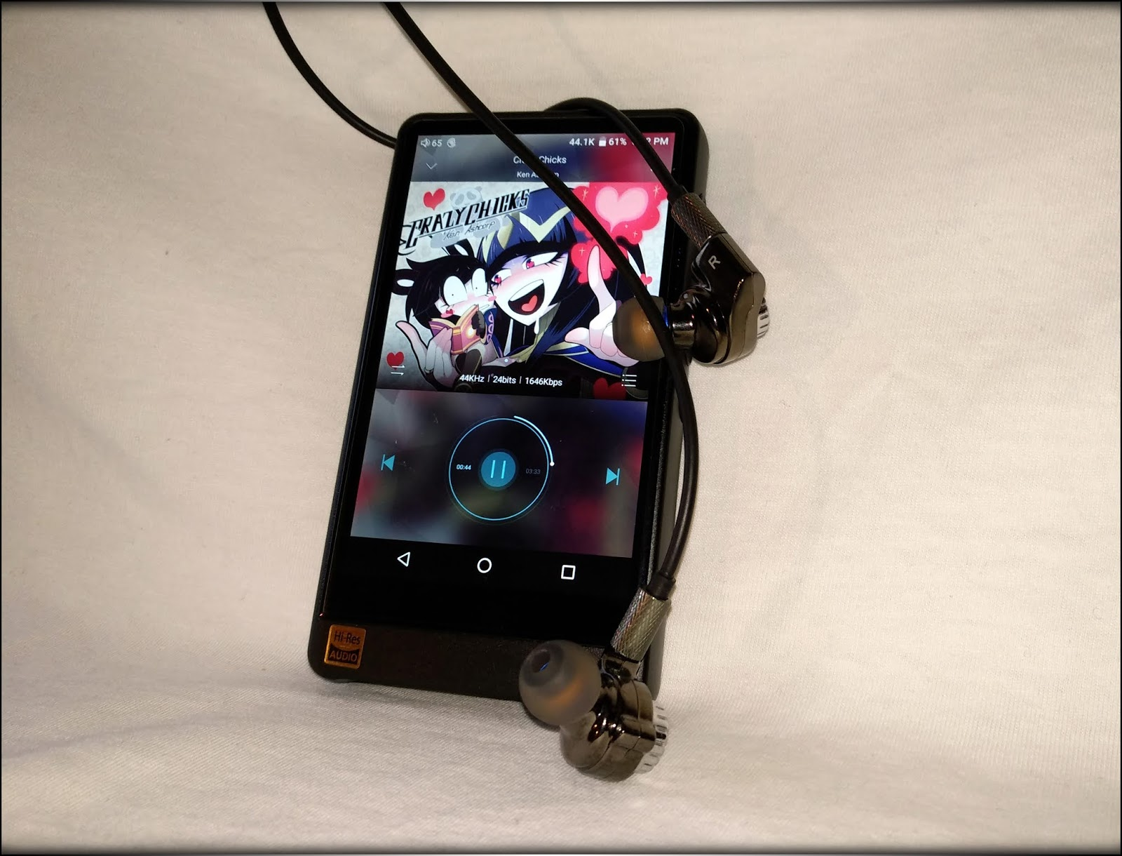 True Android Power - Hiby R6 DAP Music Player Review - Audiophile-Heaven