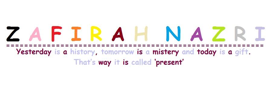 http://thezafirahnazri.blogspot.my/