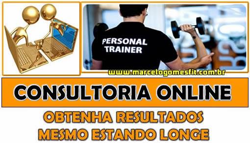 Consultoria Online - Marcelo Gomes Personal Trainer