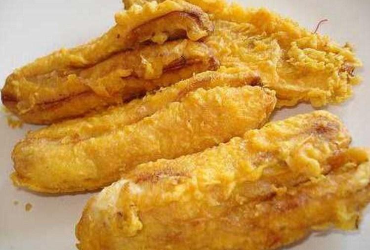Resep pisang goreng renyah