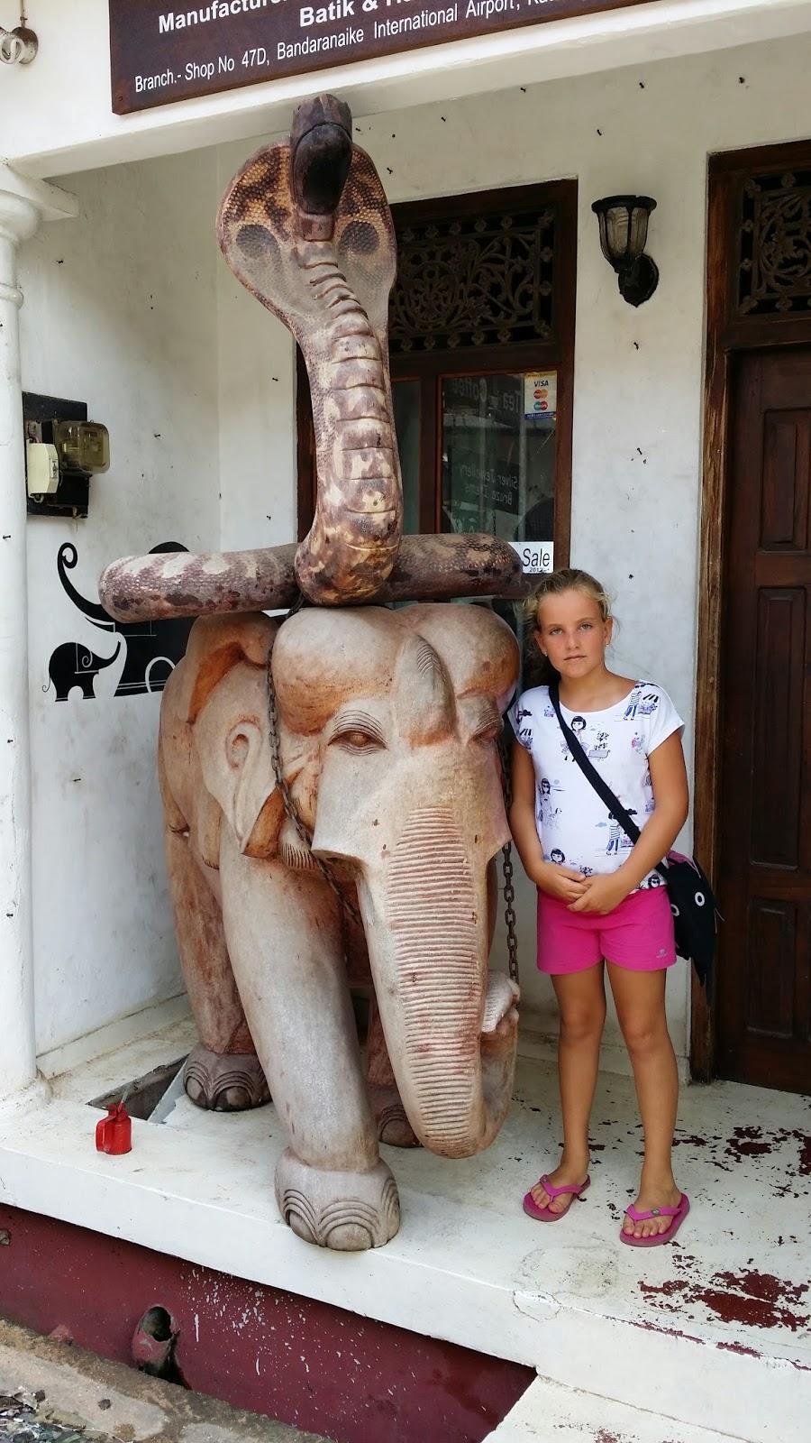 Tienda en Galle (Sri Lanka)