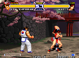 Real Bout Fatal Fury Special+arcade+game+portable+fighter+download free