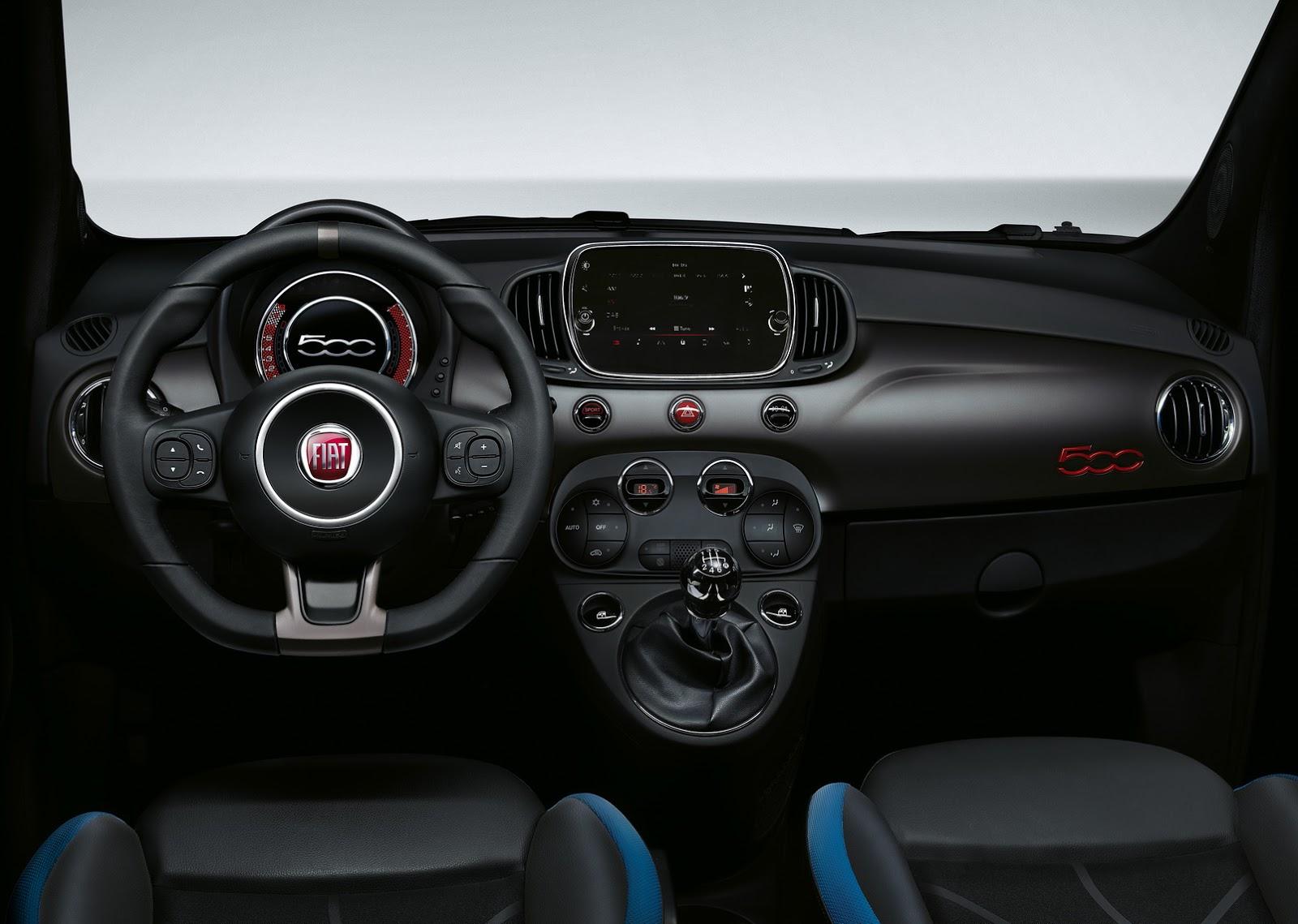 Fiat Sporty 500S ra mắt tại Geneva Motor Show 2016