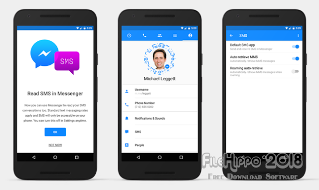 Facebook Messenger APK 2018 Free Download