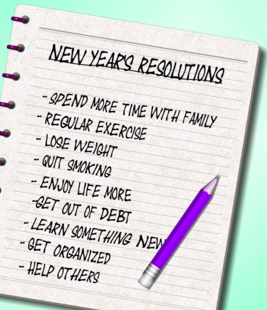 Best New Year Resolutions for Business Corporate
