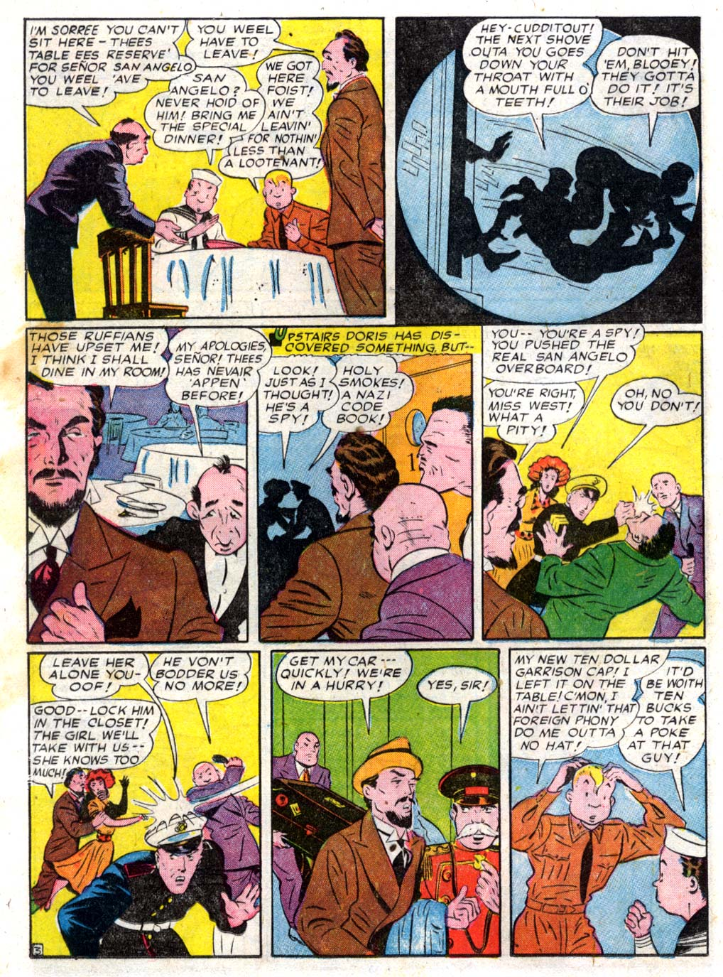 Read online All-American Comics (1939) comic -  Issue #53 - 42