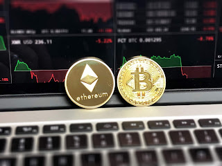 Bitcoin Ethereum Altcoin crypto currency