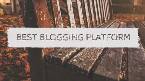 The Best Blogging Platform