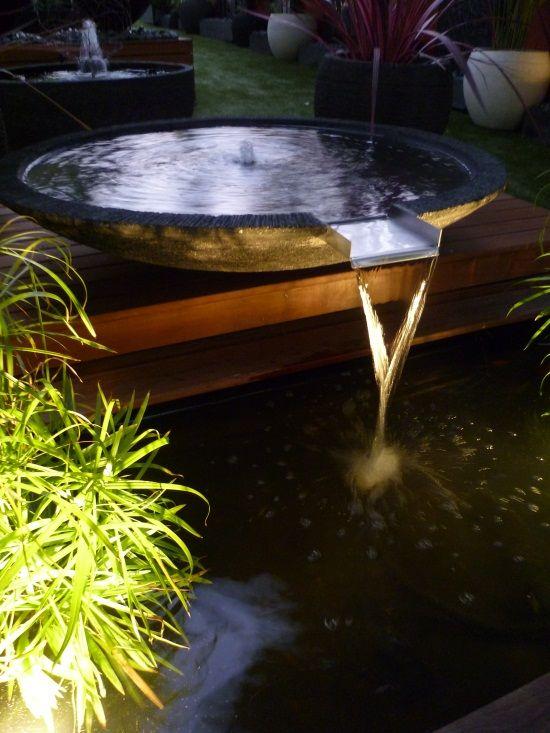 Wonderful small garden fountain ideas home decor - Small garden fountain ideas ...