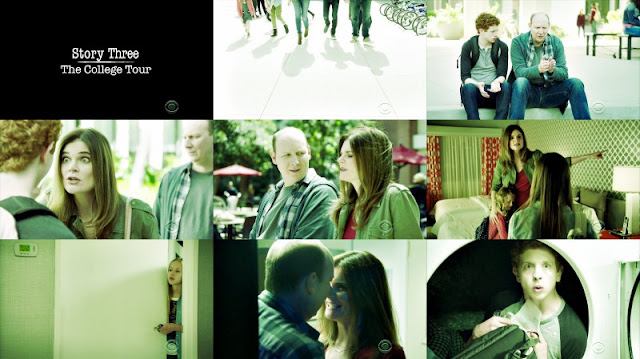 Life in Pieces - The College Tour - Heather, Tim, Tyler, Samantha e Sophia