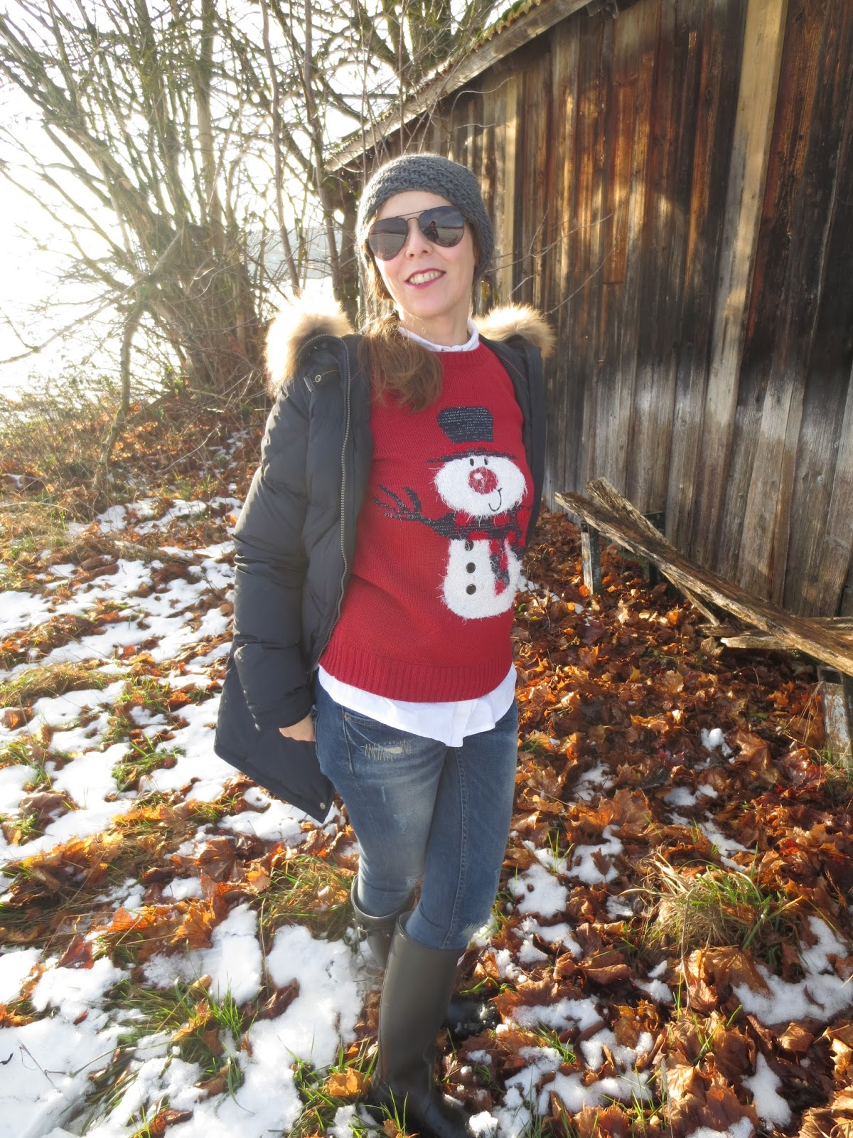Dressed With Soul: Snowy Christmas surprise