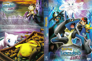 pokemon pelicula 8 - Lucario y el misterio de Mew - latino - Avi - Mega - Openload - Zippyshare
