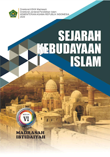 Buku SKI SD/MI Kelas 3 4 5 6 Kurikulum 2013 Versi Final 2020