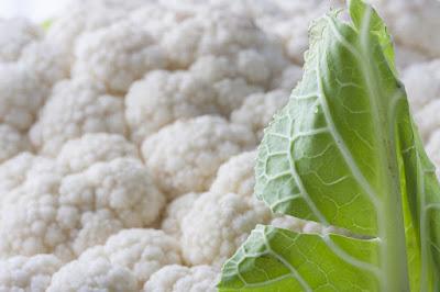 Savory Cauliflower heads Medley