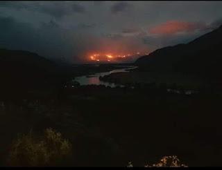 Incendios forestales en Aysén han consumido más de 8 mil hectáreas