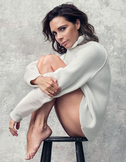 Victoria Beckham'ın Cilt Güzelliği İçin İlginç Yöntemi