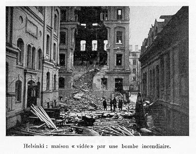 1 December 1939 worldwartwo.filminspector.com Helsinki bomb damage