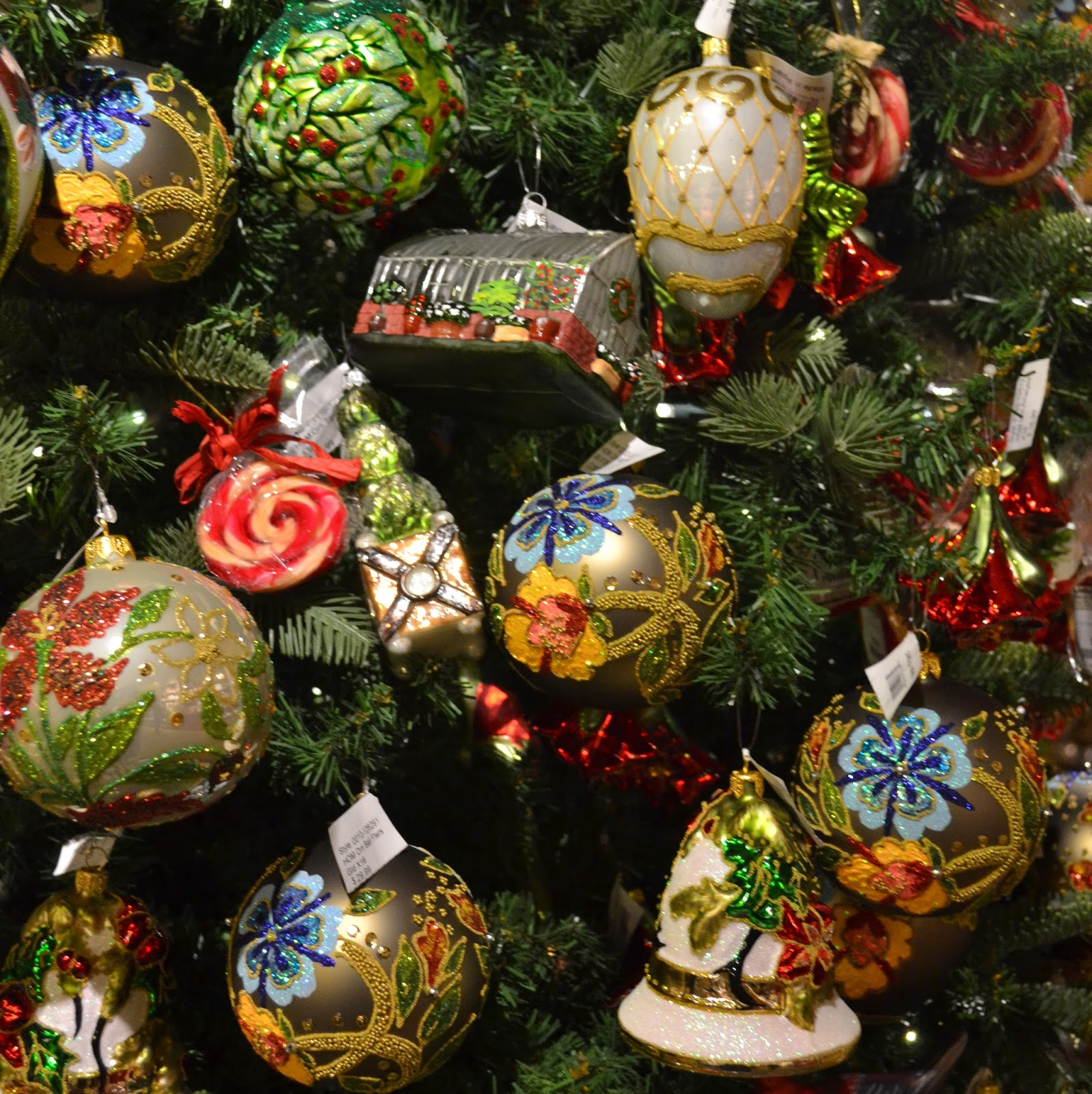 My Paisley World: A Stunning Christmas at Longwood Gardens ...