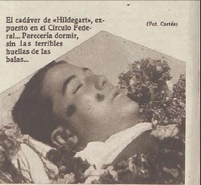 """El blog de """"Acebedo"""": La historia de Hildegart Rodríguez"""