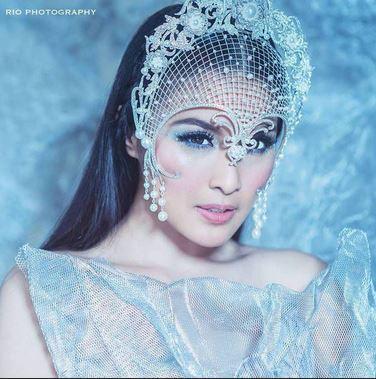 foto princess artis cantik indonesia gambar princess dunia