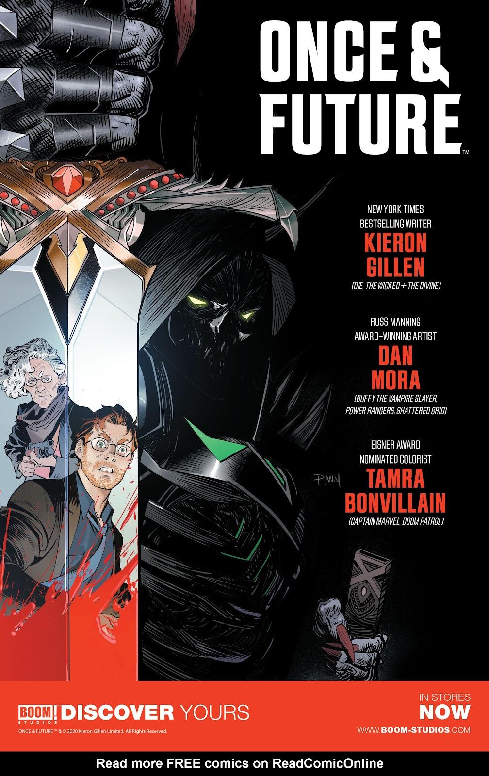Read online Angel   Spike comic -  Issue #10 - 25
