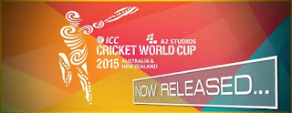 ICC Cricket World Cup 2015 Patch for EA Sports Cricket07 Free Download!