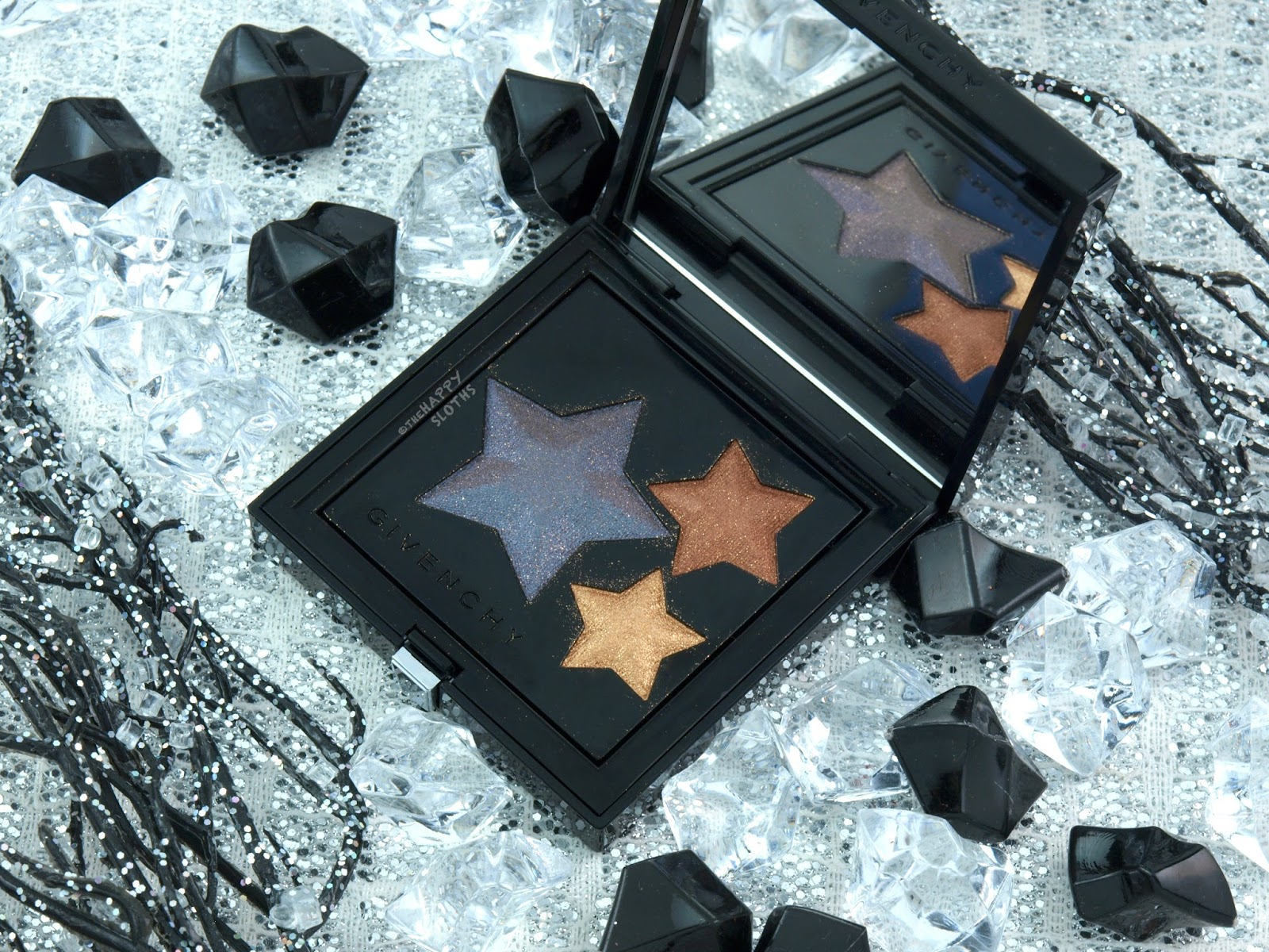 Givenchy Holiday 2017 | La Palette Eclats Nocturnes Eye Shadow Palette: Review and Swatches